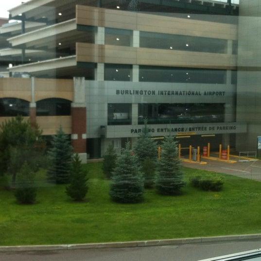 Foto tomada en Burlington International Airport (BTV) por Claire el 7/6/2011