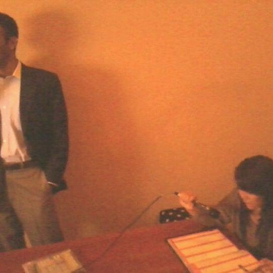 Photo taken at Chorus Karaoke and Cafe by Nis Z. on 11/8/2011