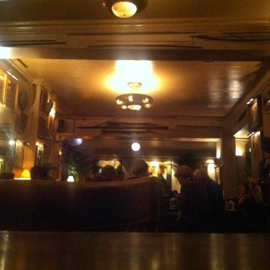 Photo taken at Café de l'Industrie by Amine B. on 11/27/2011