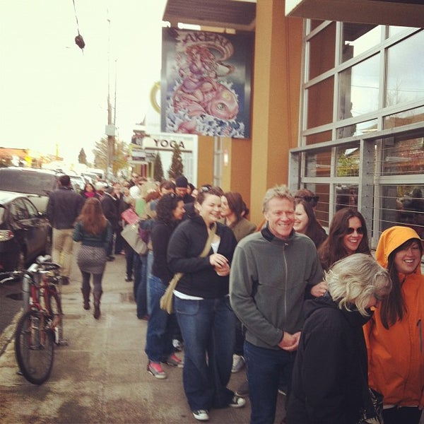 Photo taken at Tasty 'N Sons by Liam P. on 4/1/2012