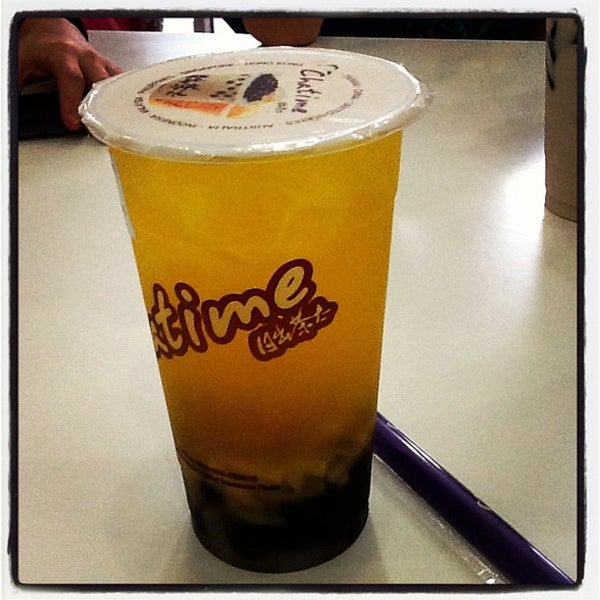 Photo taken at Chatime by Marvin S. on 7/7/2012