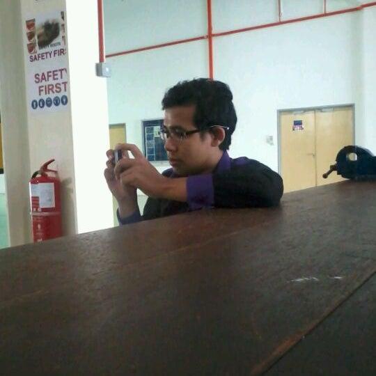 Photo taken at Fakulti Kejuruteraan Pembuatan UTeM by Hyun-Shik L. on 3/2/2012