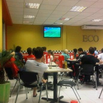 Foto tirada no(a) Eco Lanches por Diego R. em 5/11/2012