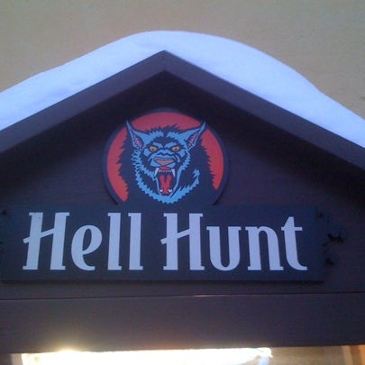 Photo taken at Hell Hunt by Veljo H. on 1/2/2011