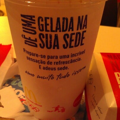 Photo taken at McDonald's by Eduardo A. on 9/1/2012