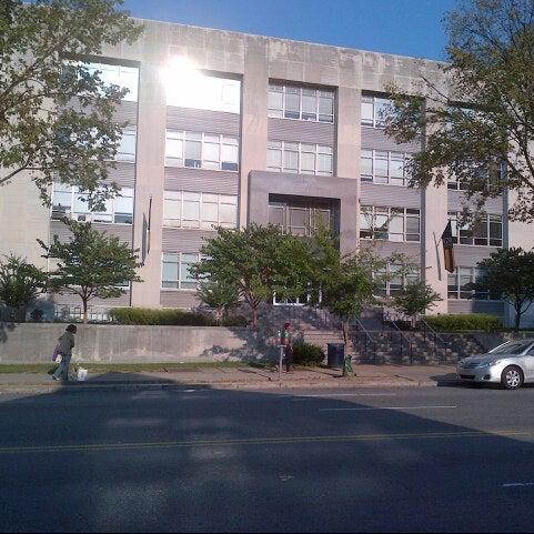 Photo taken at The George Washington University by Joel O. on 8/31/2012
