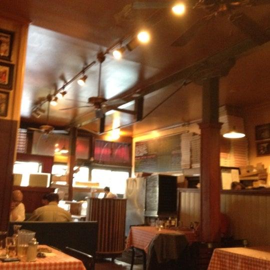 Photo taken at Milano Pizzeria by Francisco on 7/21/2012
