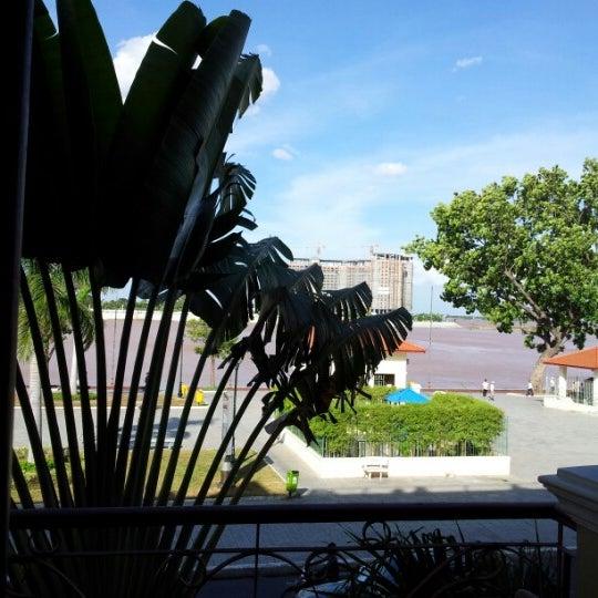 Photo taken at Amanjaya Pancam Suites Hotel by Ryan P. on 8/10/2012