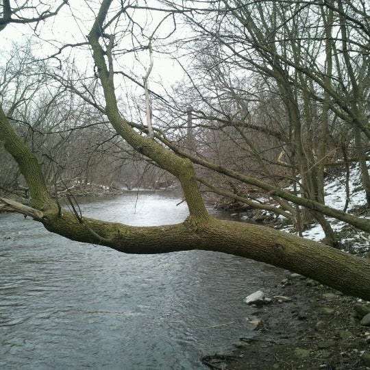 Photo taken at Goldie Mill Park by Alex S. on 3/2/2012