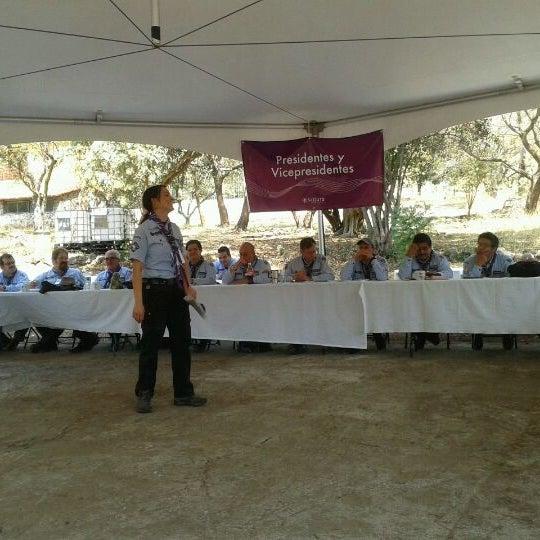Foto tirada no(a) Campo Escuela Scout Meztitla por Javier T. em 2/4/2012