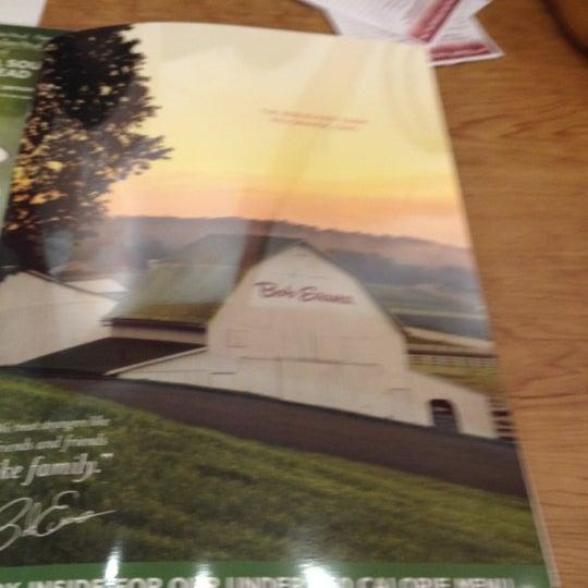 Photo taken at Bob Evans Restaurant by Jesse K. on 5/11/2012