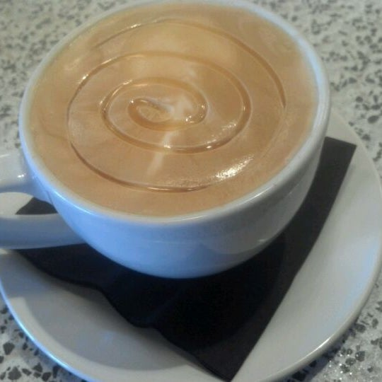 Photo taken at Hubbard & Cravens Coffee and Tea by Holly B. on 3/6/2012