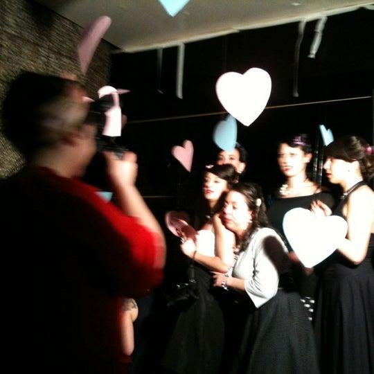 Photo taken at BO50 Vintage Party by Patrizia D. on 3/11/2012