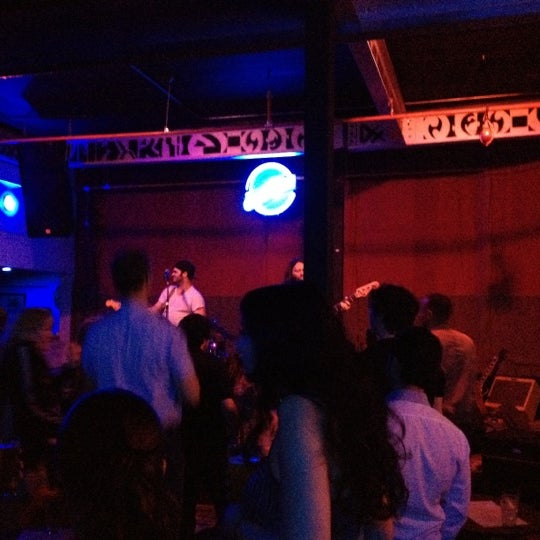 Photo taken at Blue Moon by Sandeep N. on 3/12/2012