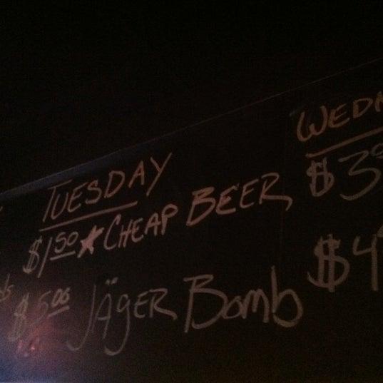 Photo taken at Burke Street Pizza by Samantha Z. on 2/24/2012