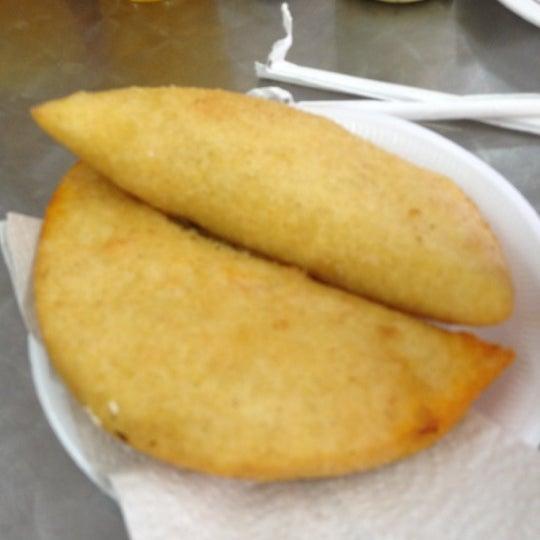 Photo taken at Panadería Los Venezolanos by Laly M. on 4/15/2012