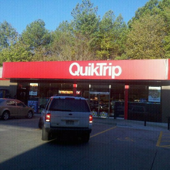 Photo taken at QuikTrip by Barbara G. on 3/4/2012