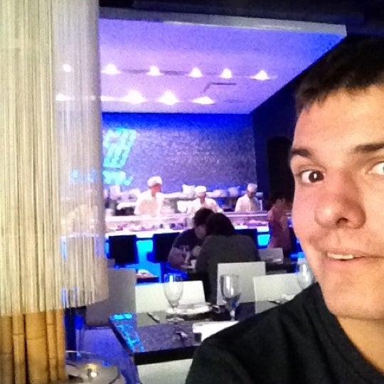 Photo taken at Nisen Sushi by Nick M. on 8/28/2012
