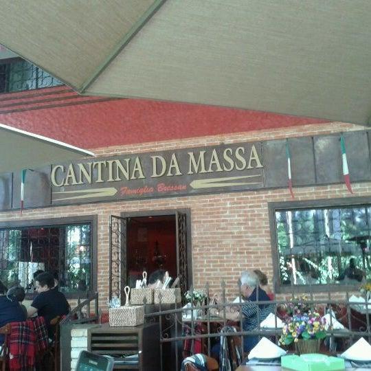 Foto tirada no(a) Cantina da Massa por Claudio D. em 5/12/2012
