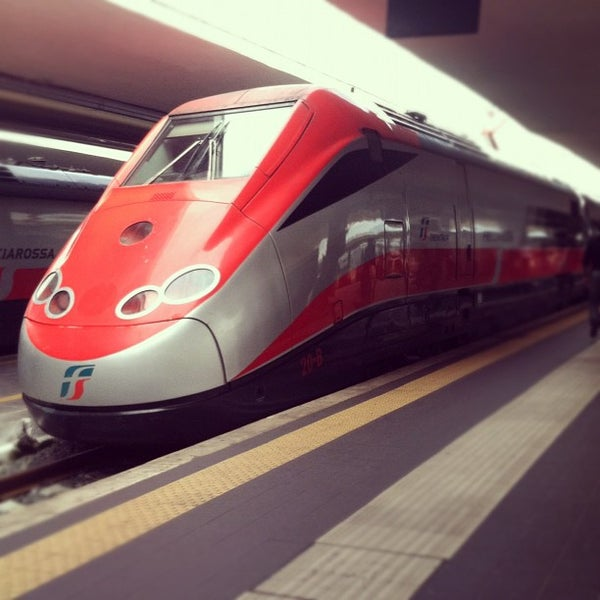 Photo taken at Napoli Centrale Railway Station (INP) by debbie p. on 4/30/2012
