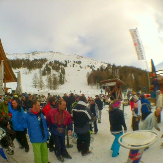 Photo taken at Paznauner Thaya by Can K. on 2/17/2012