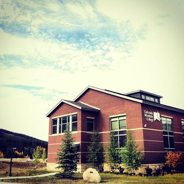 Community College In Breckenridge