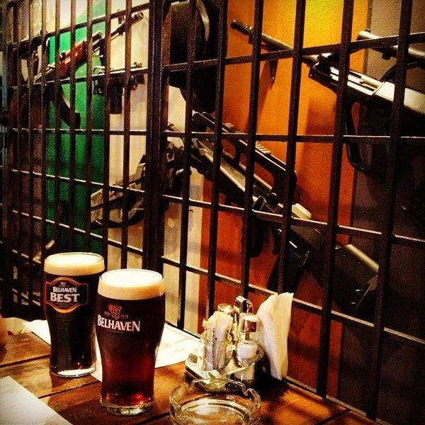 Снимок сделан в Boondock Pub пользователем Nikolay P. 7/4/2012