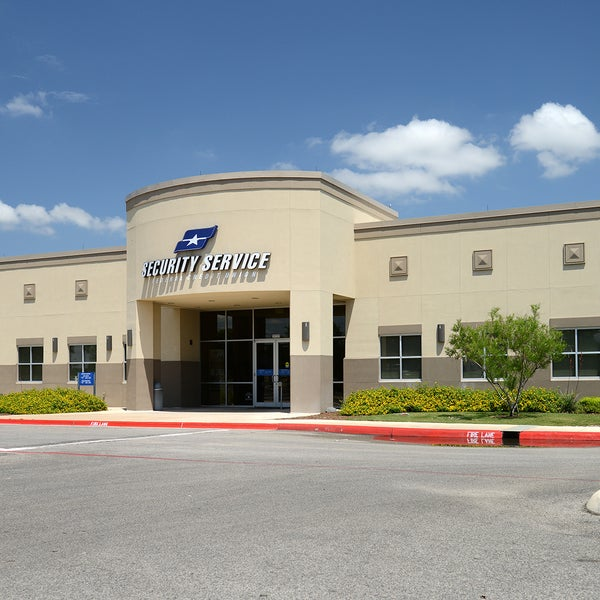 Security Service Federal Credit Union 410 Rigsby Branch