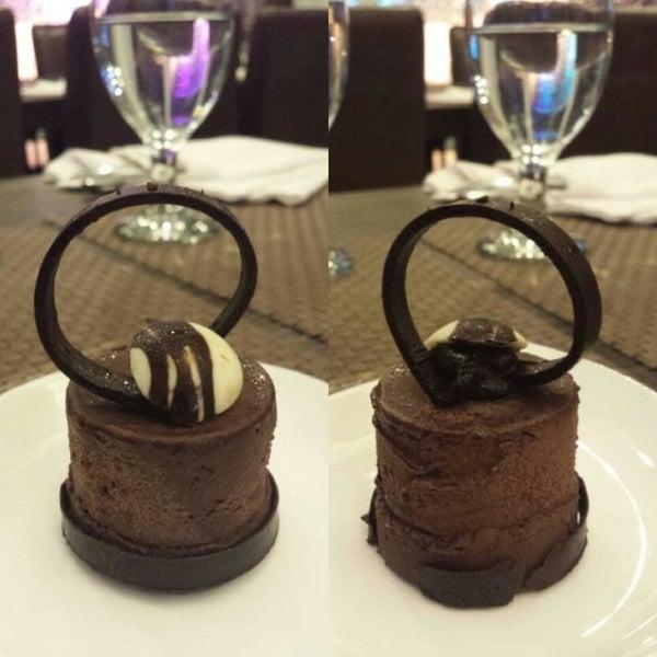 Chocolate Trio!!!