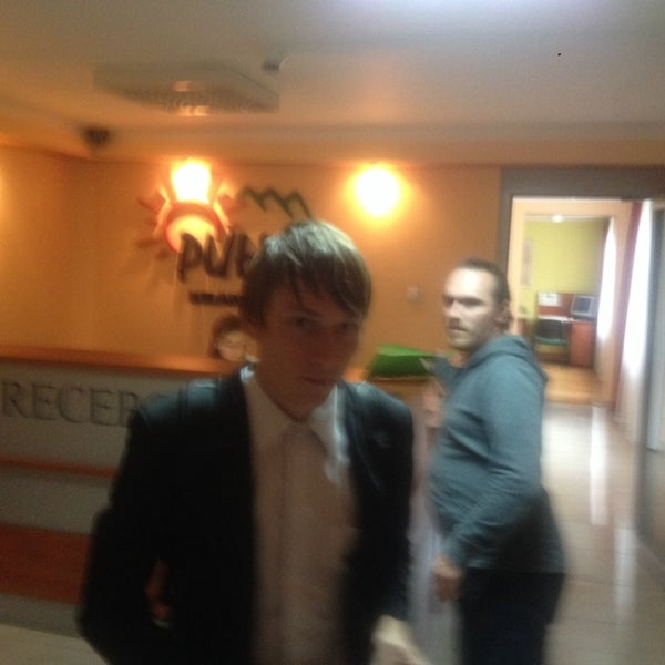 Photo taken at Hotel Felix by Паша В. on 10/13/2013