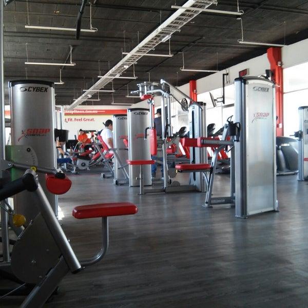 Snap fitness 24 7 gimnasio en m rida for Fitness 24 7 mobilia