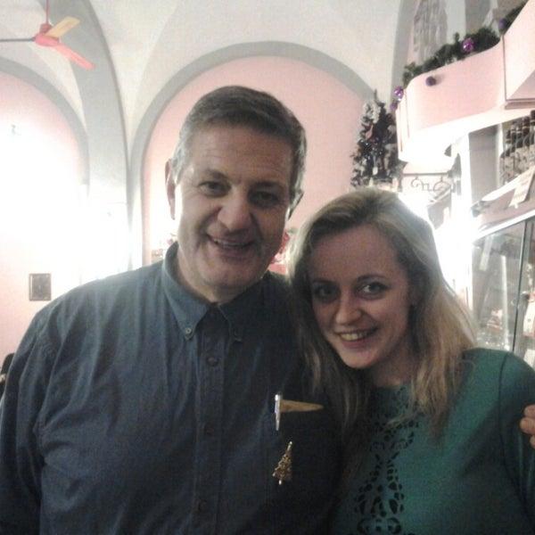 Foto scattata a Osteria De' Pazzi da Evgenia il 1/4/2015