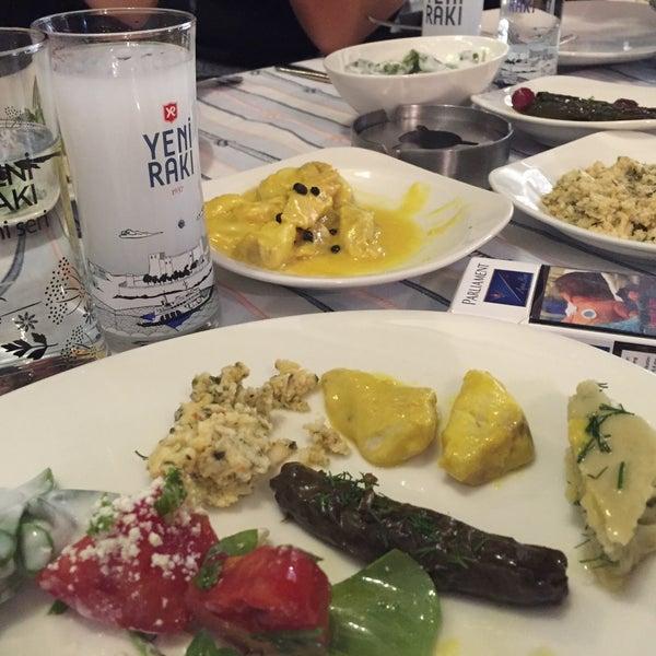 Photo taken at Cabalı Meyhane by Nihan A. on 7/18/2015