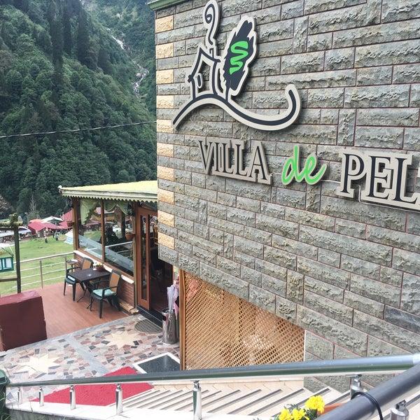 9/2/2016 tarihinde Saniye K.ziyaretçi tarafından Villa de Pelit Otel'de çekilen fotoğraf