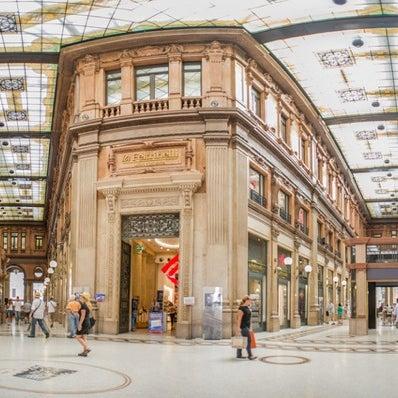 Foto scattata a Galleria Alberto Sordi da dbreiss b. il 6/1/2013