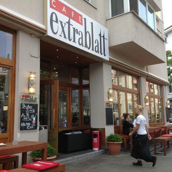 Cafe Extrablatt Frankfurt Brunch