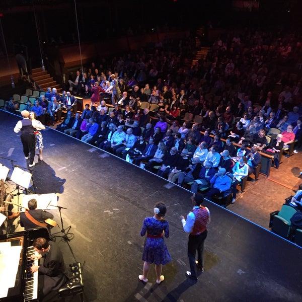 Photo taken at Rose Theater by Ben M. on 11/18/2016