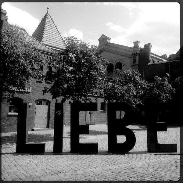 Photo taken at Kulturbrauerei by Marjolein v. on 8/4/2013