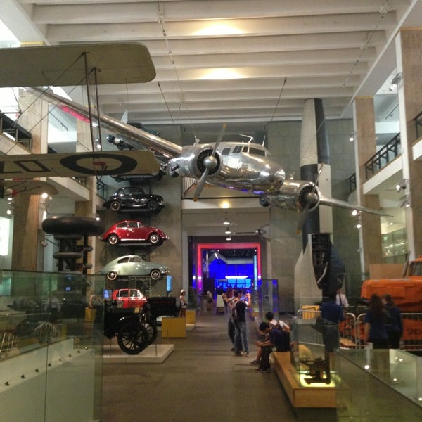 Photo taken at Science Museum by Bulat G. on 7/16/2013