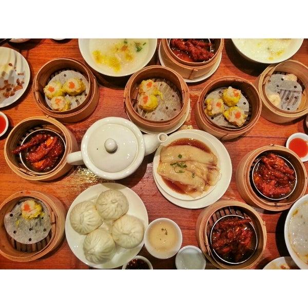 Photo taken at Luk Yu Tea House 陸羽茶樓 by Sue on 2/14/2015