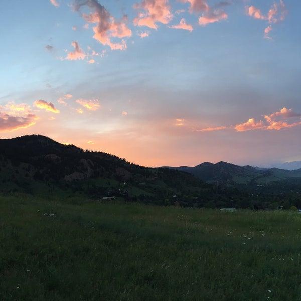 Photo taken at Colorado Chautauqua National Historic Landmark by Robert K. on 6/18/2015