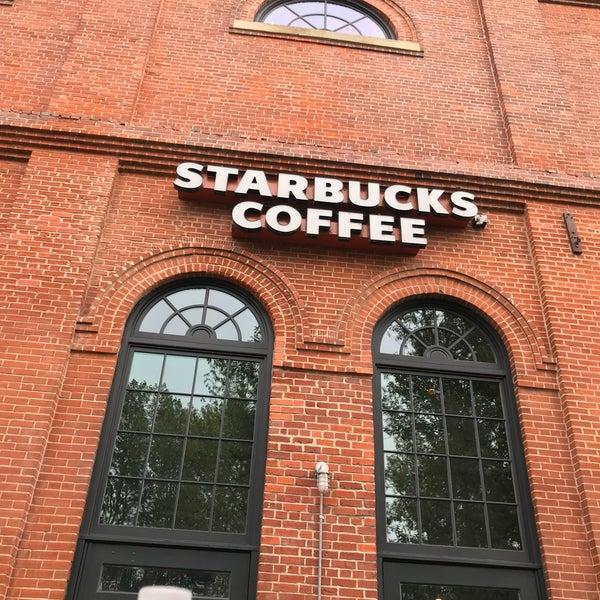 Photo taken at Starbucks by Robert K. on 7/29/2017