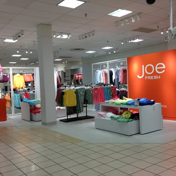 Jcpenney Department Store In Sioux Falls