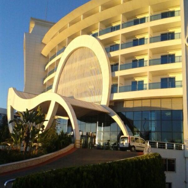 12/11/2017 tarihinde Tolga B.ziyaretçi tarafından Q Premium Resort Hotel Alanya'de çekilen fotoğraf