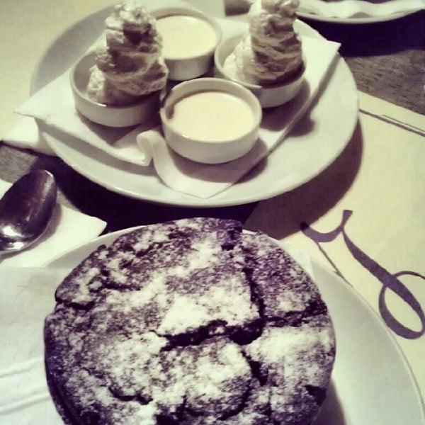 Photo taken at Cafe La Vie by Pinar T. on 9/25/2012