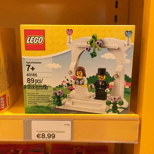 Photo taken at LEGO Store by Olena Y. on 8/27/2016