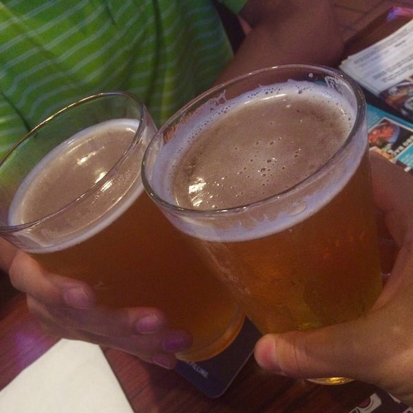 Photo taken at Miller's Ale House - West Boca by Kamila Z. on 8/3/2017
