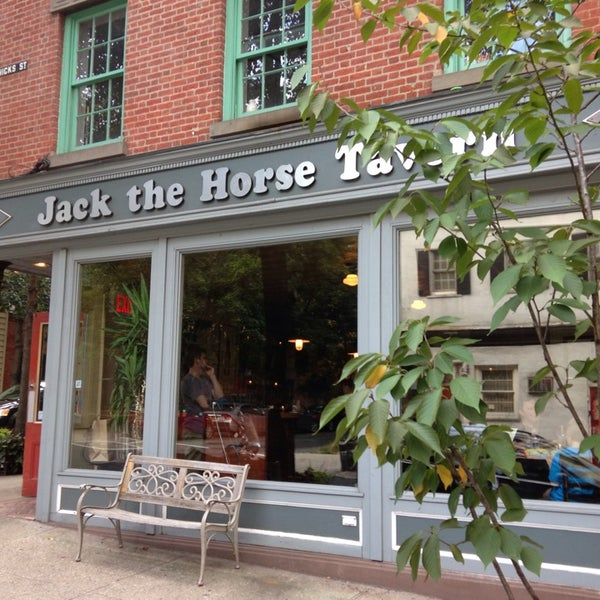 Photo taken at Jack the Horse Tavern by luke on 9/7/2013