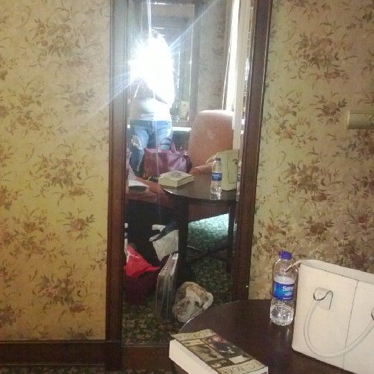 6/24/2015 tarihinde Semra S.ziyaretçi tarafından Germir Palas Hotel,İstanbul'de çekilen fotoğraf