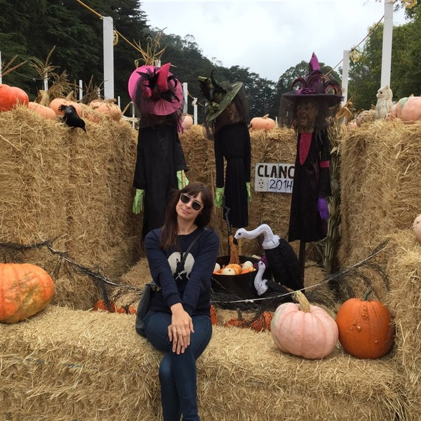 Photo taken at Clancy's Pumpkin Patch by Veronica B. on 10/10/2014
